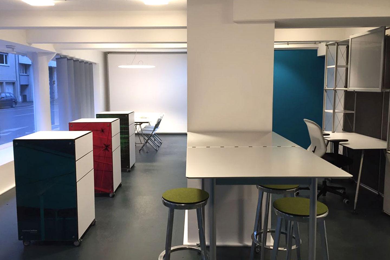 neues Büro / showroom
