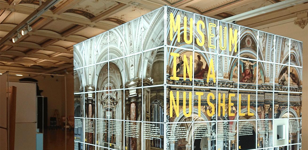 Wien-Brüssel: Wanderausstellung mit clic: Europa vereint in der Kunst